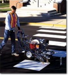 Line Striping by Chem Seal